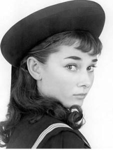 Hepburn as Gigi