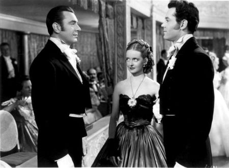 "Brent, Davis and Fonda in ""Jezebel"""