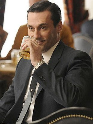 Drink-Along-A-Don: The Mad Men Drinking Game   The Fluff ...