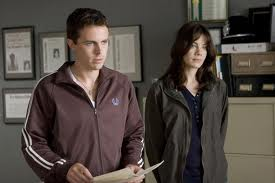 "Casey Affleck and Michelle Monaghan in ""Gone Baby Gone"""