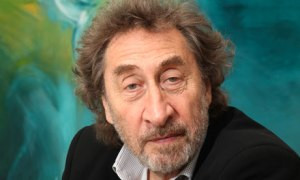 "Howard Jacobson, self-described as ""the Jewish Jane Austen"""