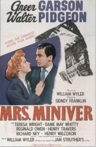 MrsMiniverPoster