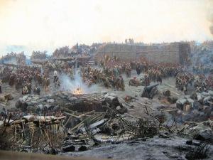 The Siege at Sebastopol
