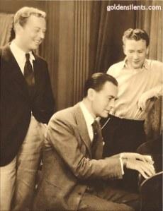 Matt, Owen and Tom Moore