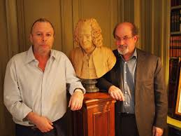 Christopher Hitchens and Salman Rushdie