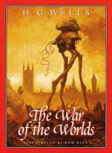 scifi-books-war-of-the-worlds-hg-wells