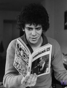 Lou Reed, musician