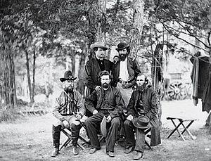 Chaplains of the Irish Brigade