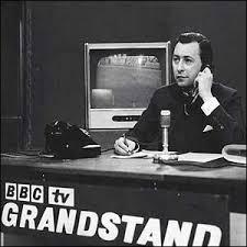David Coleman, broadcaster