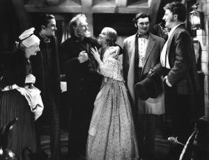 """Una O'Connor (left) in """"David Copperfield"""""""