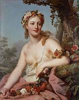Flora, Roman Goddess of Spring