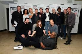 Cast reading of The Hateful Eight. source: bleedingcool.com
