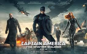 Deffrosted Captain America Saves The World. image:  designbolts