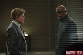 The Sundance Kid and Jules Winfield discuss world affairs. source: Marvel