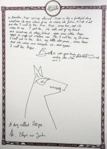 """""""A Dog Called Hope"""" source: atu2blog.com"""