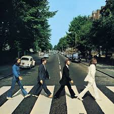 Abbey Road. The most famous pedestrian crossing in the world? source; wikipedia