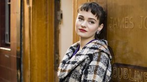 Aisling Franciosi as Phoebe. source: BBC