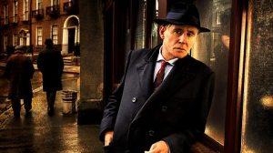 Gabriel Byrne as Quirke. source: BBC