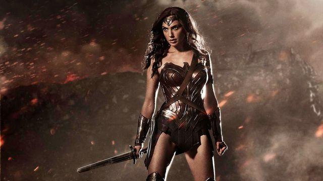 Gal Gadot as Wonder Woman. source: DC Comics