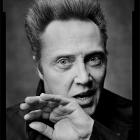 "Once upon a midnight dreary: Christopher Walken Reads Edgar Allen Poe's ""The Raven"""