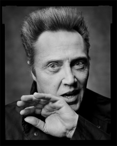 Nevermore! Christopher Walken. Source: burrent.com