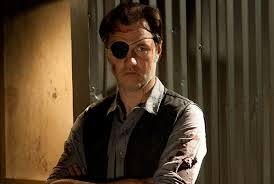Insert pirate joke here. David Morrissey as the Governor. source: Collider