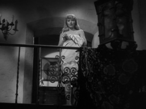 "Barbara Stanwyck, ""Double Indemnity"""