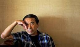 Haruki Murakami. source: The Guardian