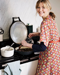 Sophie Dahl. source: foodandwine.com