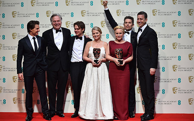 Boyhood: source - telegraph.co.uk