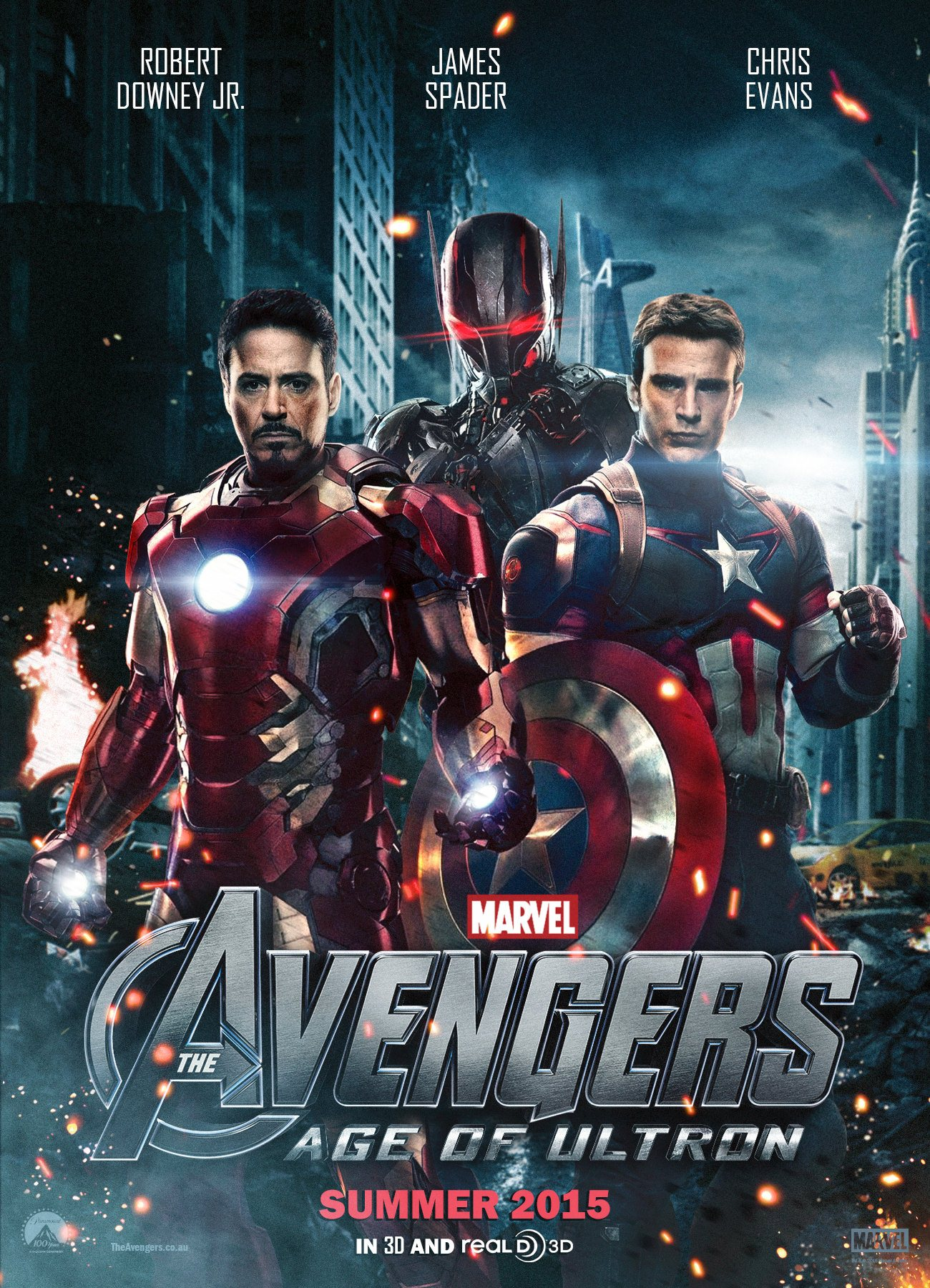 Avengers : L'�re d'Ultron | Multi | 1CD | TrueFrench | HDTC MD