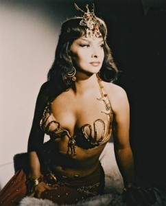 "Gina Lollobrigida, ""Solomon and Sheba"""