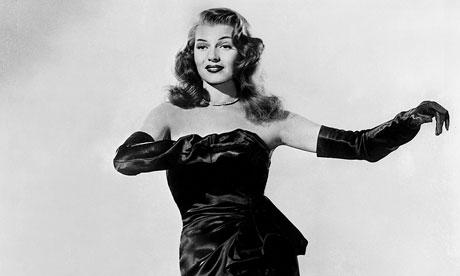 Rita Hayworth,