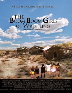 The Boom Boom Girls of Wrestling (2015)