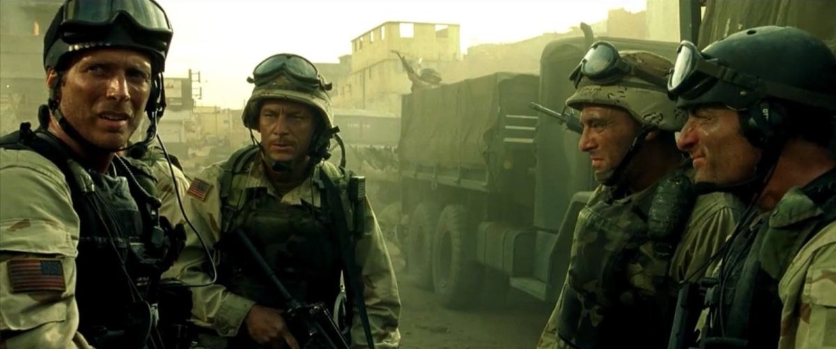 The Men of 'Black Hawk Down'