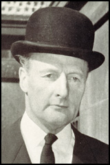 Mervyn Griffith-Jones, who led the Prosecution