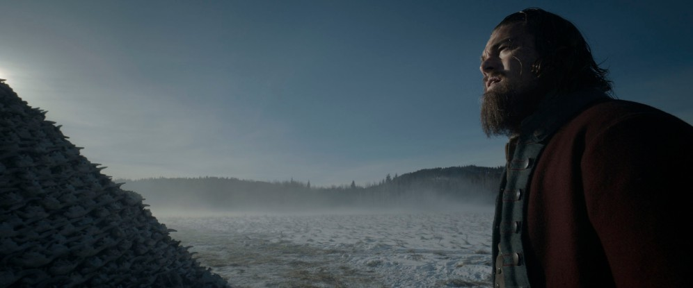 re_r709_mktg_006.088594 – Inspired by true events, THE REVENANT, starring Leonardo DiCaprio, is an immersive and visceral cinematic experience capturing one man's epic adventure of survival and the extraordinary power of the human spirit. Photo Credit: Courtesy Twentieth Century Fox