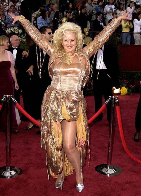 Sally Kirkland (Photo by Steve Granitz Archive 1/WireImage)