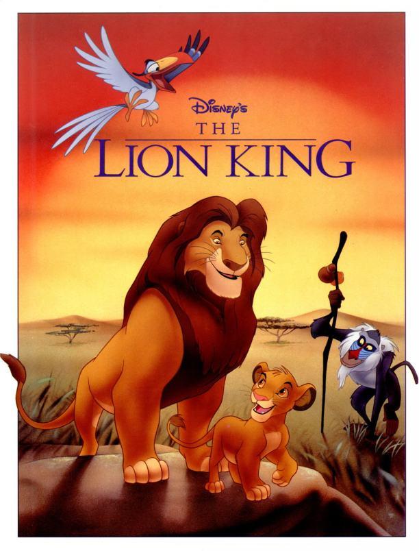 The Lion King- wallpaper